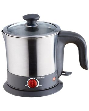 Milanto MS-1600 Stainless Steel Kettle - 1.2L