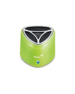 Genius Sp-I175 Mini Portable Speaker - Green