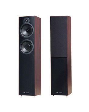 Wharfedale Crystal II-40 Rosewood HI FI Speakers logo