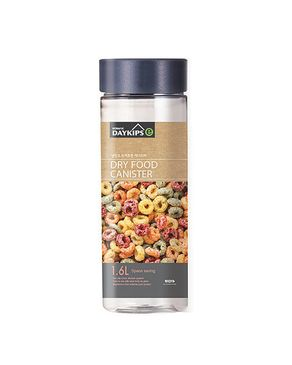 Komax Daykips e Dry Food Canister - 1600 ml