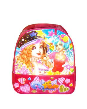 Friends 222 Girly Backpack - Pink