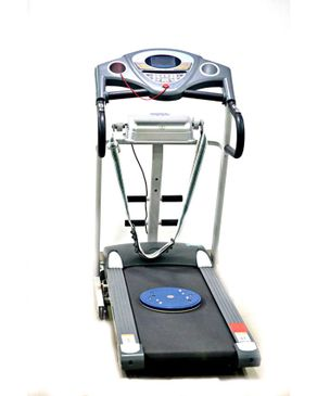 OMA 8300CBM Treadmill - Black