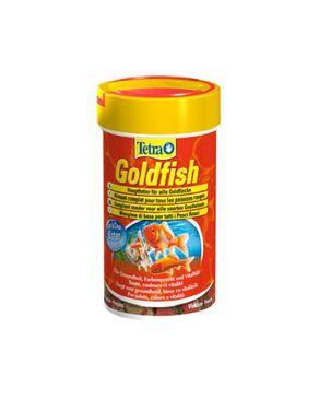 Tetra Goldfish 52g logo