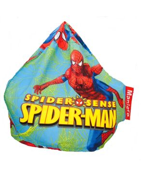 Maniera Spider Man Bean Bag - Medium
