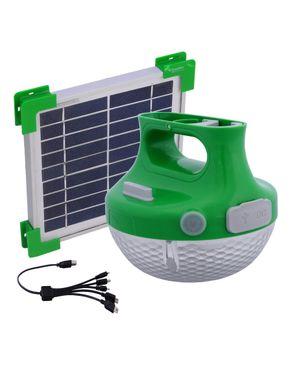 Schneider Electric Schneider Portable Solar LED Lighting System-1.2W (AEP - LB-SU12W) Green
