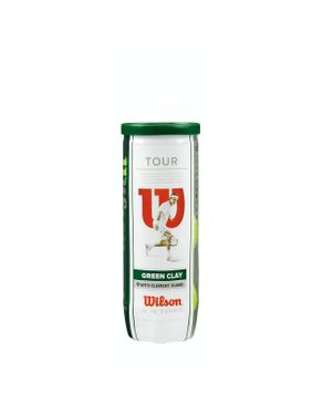 Wilson Tour Davis Cup Official 4-Ball