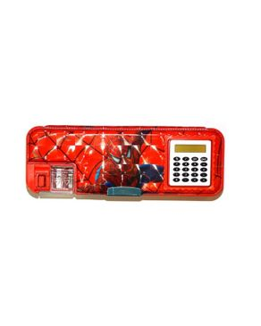 Top Fit Pencil Case spider man 3*1-9178z