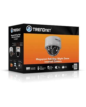 TRENDnet Megapixel PoE Day / Night Dome Network Camera