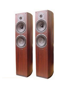 Wharfedale DIAMOND 9.5 Floorstanding Speakers Rosewood Quilt logo