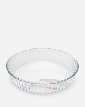 Shandong  2.1L Round Tempered Glass Bakeware