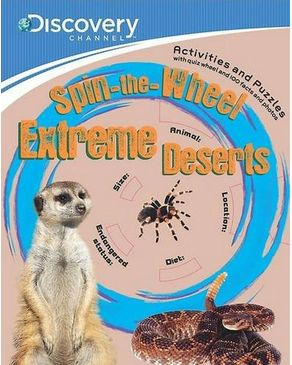 Discovery: Spin-the-Wheel Extreme Deserts