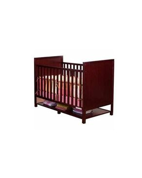 Bright Starts Cabana 3 Piece Complete Nursery Set Box 1 - Cherry