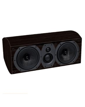 Wharfedale Diamond 9 Center Channel Speaker Black logo