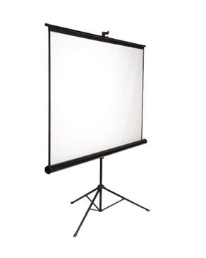 Windon 180 cmX180 cm Tripod Projection Screen easy installation