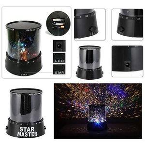 Sky Star Master Night Light Projector Led