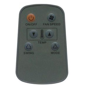 Remote Control For Carrier Window Air Conditioner - 1Pcs