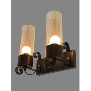 Modern Wall Lamp Double Lamp