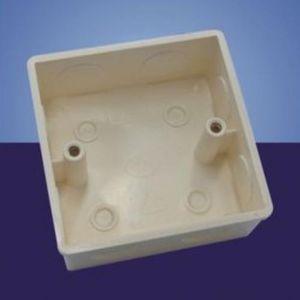 علبه بلاستيك خارج الحائط ل زر الفتح - من اكسسورات الشبكات و التحكم في الابواب المفاتيح