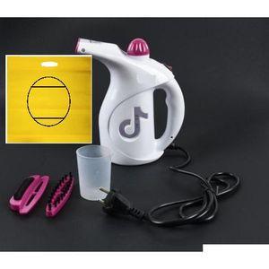 مكواة بخار الملابس-متعدد الوظائف-800وات+حقيبة مميزة