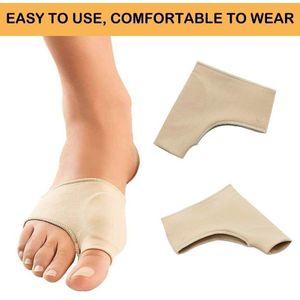 واقى القدم من الانزلاق والصدمات مزود بجل - قطعتين-مع حقيبة مميزة