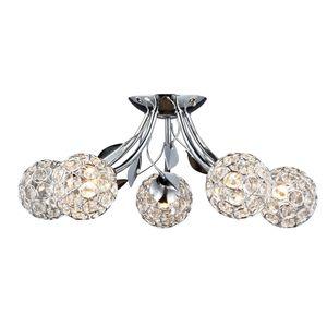 Ceiling Light Pendant - 5Lamps