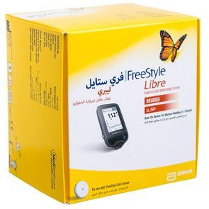 Shop Free Style Libre Reader Flash Glucose Monitoring System Jumia Egypt