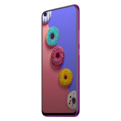 Infinix X652A S5 - 6.6-inch 128GB/6GB Dual SIM Mobile Phone - Violet
