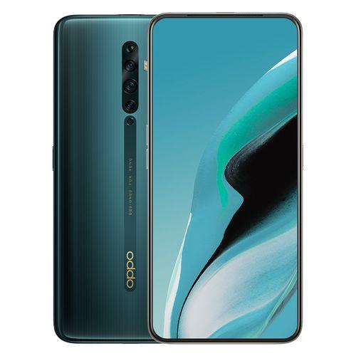 Reno2 F - 6.5-inch 128GB/8GB Dual SIM Mobile Phone - Lake Green
