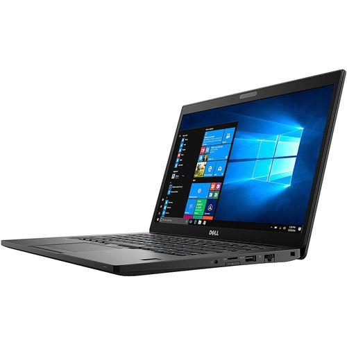 DELL Latitude Dell 7490 لاب توب - مُعالج Intel Core I7-8650U - 16 جيجا بايت DDR4 رام - 512 جيجا بايت SSD - 14 بوصة FHD - Windows 10 Pro - أسود