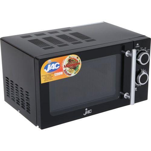 Jac Ngm-2002 Microwave - 20 L - 1200 Watt - Black