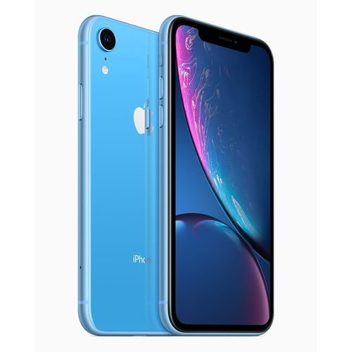 سعر ومواصفات أفضل موبايل ايفون Apple iPhone XR - 128 جيجا - أزرق من جوميا مصر