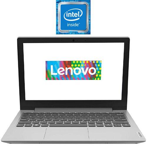 "Ideapad 1 Laptop - Intel Celeron - 4GB RAM - 128GB SSD - 11.6"" HD - Intel GPU - Windows 10 - Grey"