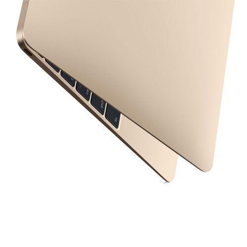 Apple MacBook 12 - Intel Core m3 - 8 جيجا بايت رام - 256 جيجا بايت فلاش - 12-بوصة Retina شاشة - Intel مُعالج رسومات - MacOS - ذهبي - لوحة مفاتيح باللغة الأنجليزية
