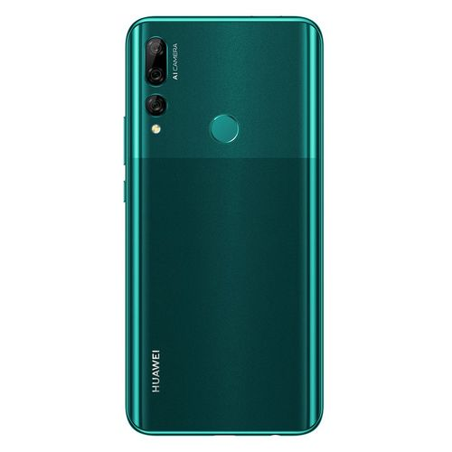 Huawei Y9 Prime 2019 - 6.59 بوصة 128 جيجا بايت/ 4 جيجا بايت موبايل - أخضر إيمارلد