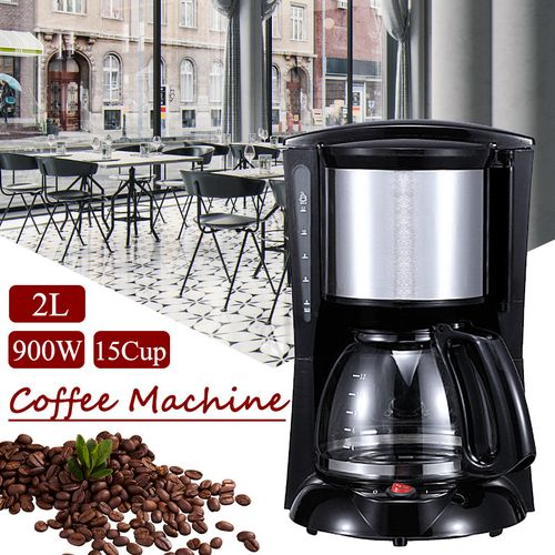 product_image_name-Generic-Becornce 1.8-2L Household Office American Style Drip Tea/Coffee Making Machine 12 Cups Coffee Maker 900W Temperature Control-1