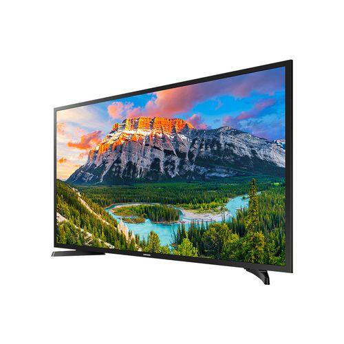 Samsung UA43N5000 تلفزيون - 43 بوصة - Full HD مزود برسيفر مدمج