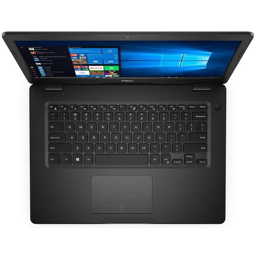 DELL Inspiron 14-3493 Slim Laptop - Intel 10th Gen Core I5-1035G4 - 8GB RAM - 1TB HDD + 128 SSD - Intel Iris Plus Graphics G4 - 14 Inch - Windows 10 - Black