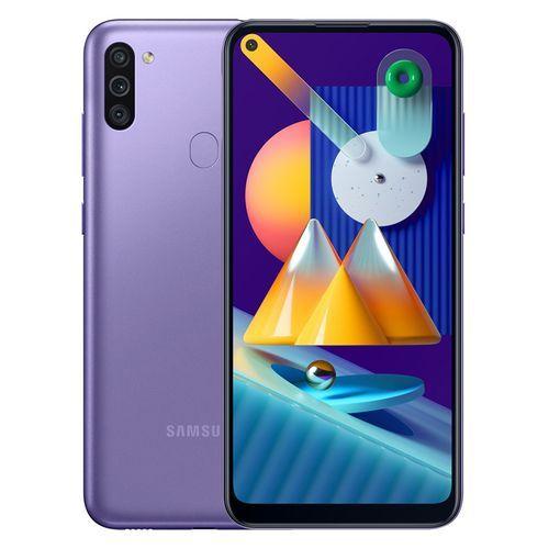 Galaxy M11 - 6.4-inch 32GB/3GB Dual SIM Mobile Phone - Violet