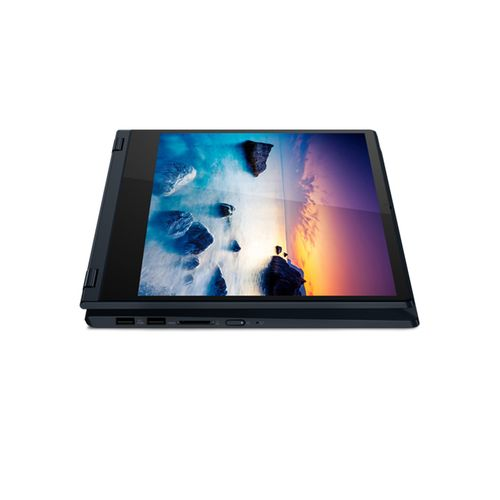 Lenovo IdeaPad C340-14IWL لاب توب - Intel Core I5 - رام 8 جيجا - SSD 512 جيجا - 14.0 بوصة FHD لمس - مُعالج رسومات 2 جيجا - Windows 10 - أزرق