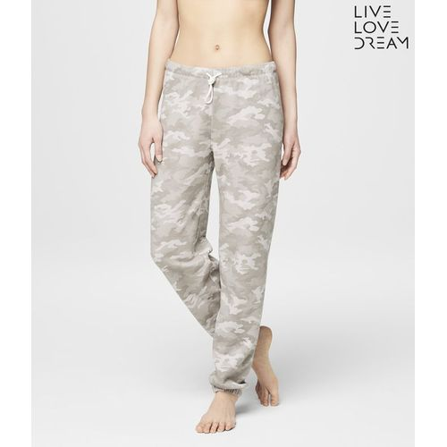Army printed Pant - Green