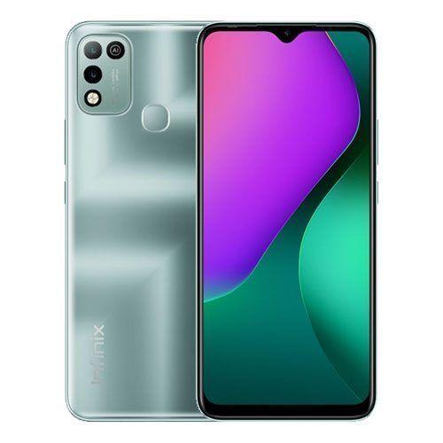 Hot 10 Play - 6.8-inch 64GB/4GB Dual SIM Mobile Phone - Morandi Green