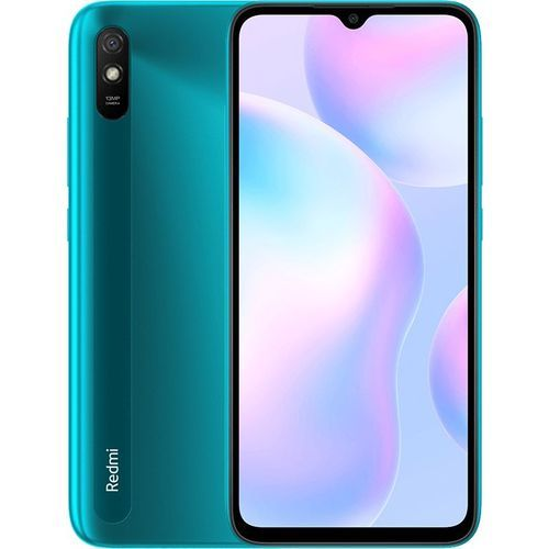 Redmi 9A - 6.53-inch 32GB/2GB Dual SIM Mobile Phone - Ocean Green