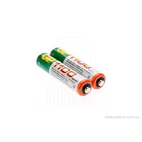 AAA Rechargeable Batteries - 1100mAh - 2 Pcs