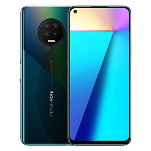 X690 Note 7 - 6.95-inch 64GB/4GB Dual SIM Mobile Phone - Aether Black