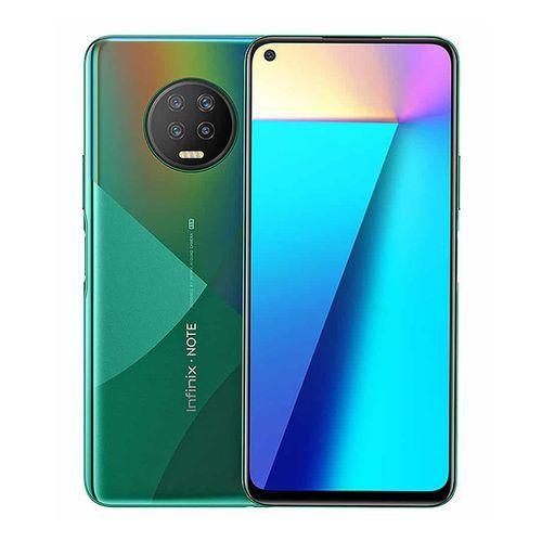 X690B Note 7 - 6.95-inch 64GB/4GB Dual SIM Mobile Phone - Green