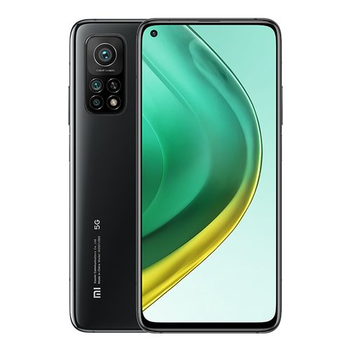 Mi 10T 5G - 6.67-inch 128GB/8GB Mobile Phone - Cosmic Black