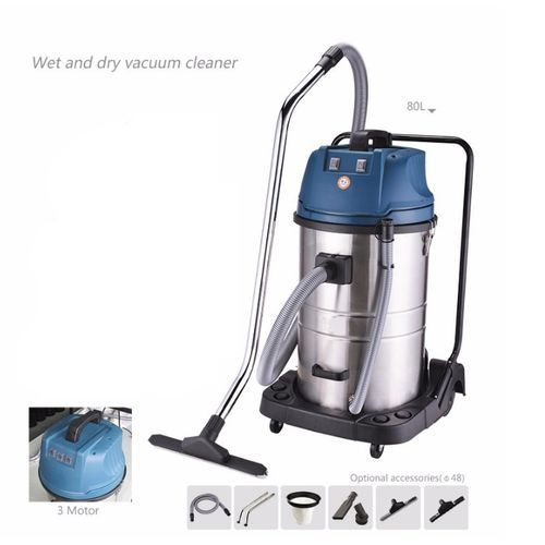 product_image_name-Generic-Wet And Dry Vacuum Cleaner - 80L-1