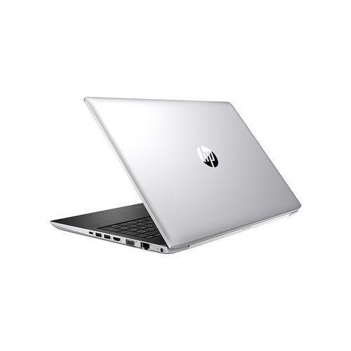 HP ProBook 450 G5 لاب توب - انتل كور i5 - رام 8 جيجا - هارد HDD 1 تيرا - شاشة FHD 15.6 بوصة - رسومات 2 جيجا - DOS - فضي + حقيبة كلاسيكية
