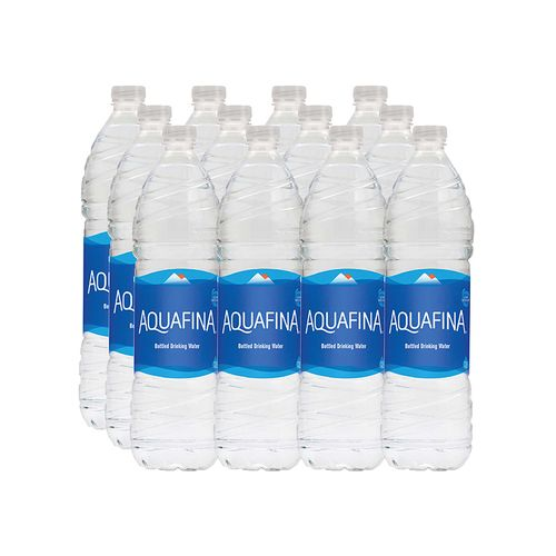 Plastic Water Bottle – 1.5 L - 12 Pcs