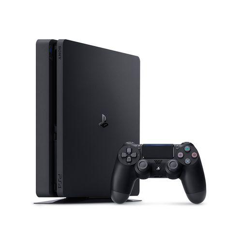 PlayStation 4 Slim - 1TB Gaming Console - Black (Region 1)